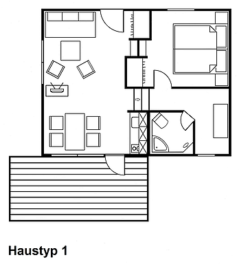 Iutspann Hiddentrup Grundriss Haustyp 1
